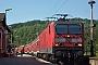 """LEW 19580 - DB Regio """"143 338-2"""" 10.08.2004 - Meißen-TriebischtalThomas Mißbach"""