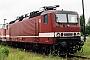 """LEW 19584 - DB AG """"143 342-4"""" 06.06.1999 - Leipzig-Engelsdorf, BetriebswerkOliver Wadewitz"""