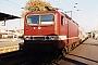 "LEW 19585 - DB Regio ""143 343-2"" 21.10.2000 - Cottbus, BahnhofOliver Wadewitz"