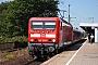 "LEW 19585 - DB Regio ""143 343-2"" 26.07.2008 - ElmshornJens Böhmer"