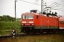 """LEW 19586 - DB Regio """"143 344-0"""" 27.05.2001 - Berlin-SchönefeldDavid Vogt"""