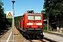 """LEW 19586 - DB Regio """"143 344-0"""" 28.05.2005 - Erdmannsdorf-AugustusburgKlaus Hentschel"""