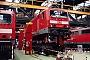 """LEW 19587 - DB Regio """"143 345-7"""" 20.09.2003 - Dessau, AusbesserungswerkOliver Wadewitz"""