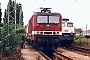 """LEW 19587 - DB AG """"143 345-7"""" 10.09.1995 - RheineHenk Hartsuiker"""