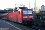 """LEW 19587 - DB Regio """"143 345-7"""" 04.12.2007 - Hamburg-HarburgDieter Römhild"""