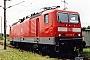 """LEW 19588 - DB Regio """"143 346-5"""" 22.07.1999 - Cottbus, BetriebswerkOliver Wadewitz"""