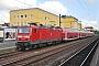 "LEW 19588 - DB Regio ""143 346"" 06.07.2010 - FuldaMario Fliege"