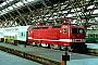 """LEW 19590 - DR """"143 348-1"""" 04.07.1993 - Leipzig, HauptbahnhofChristwart Rudolf"""