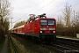 """LEW 19590 - DB Regio """"143 348-1"""" 03.12.2009 - PrisdorfDieter Römhild"""