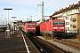 """LEW 19590 - DB Regio """"143 348-1"""" 22.02.2007 - Hildesheim, HauptbahnhofMichael Uhren"""
