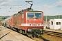 "LEW 19591 - DB AG ""143 349-9"" __.__.199x - Saalfeld (Saale)Frank Wilhelm"