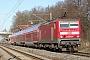 """LEW 19591 - DB Regio """"143 349-9"""" 03.02.2002 - JeßnitzRoland Koch"""