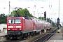 "LEW 19593 - DB Regio ""143 351-5"" 28.07.2011 - Trier, HauptbahnhofLeo Stoffel"