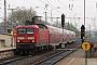 "LEW 19593 - DB Regio ""143 351-5"" 27.04.2013 - Trier, HauptbahnhofLeo Stoffel"