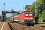 """LEW 19593 - DB Regio """"143 351-5"""" 22.09.2010 - SagehornJens Vollertsen"""