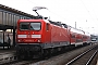 "LEW 19594 - DB Regio ""143 352-3"" 30.11.2008 - Zwickau (Sachsen), HauptbahnhofJens Böhmer"