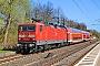 """LEW 19594 - DB Regio """"143 352-3"""" 03.05.2013 - FlintbekJens Vollertsen"""