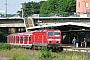 "LEW 19595 - DB Regio ""143 353-1"" 24.06.2008 - Wuppertal-SteinbeckMartin Weidig"