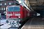 """LEW 19597 - DB Regio """"143 355-6"""" 06.01.2010 - Zwickau (Sachsen), HauptbahnhofUwe Bruns"""