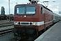 "LEW 19598 - DB AG ""143 356-4"" 04.06.1997 - OranienburgErnst Lauer"
