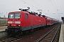 """LEW 19598 - DB Regio """"143 356-4"""" 28.10.2007 - Lübbenau (Spreewald)Hannes Müller"""