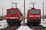 """LEW 19598 - DB Schenker """"143 356-4"""" 21.02.2009 - Berlin-Lichtenberg Sebastian Schrader"""