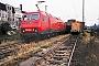 "LEW 20004 - DR ""252 001-3"" 18.09.1991 - Halle (Saale), VES-MErnst Lauer"