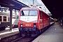 """LEW 20006 - DR """"156 003-6"""" __.__.1993 - Dresden, HauptbahnhofHelmuth Cohrs"""