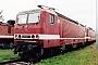 "LEW 20110 - DB Regio ""143 227-7"" 28.08.1999 - Leipzig-Engelsdorf, BetriebswerkOliver Wadewitz"
