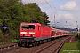 """LEW 20110 - DB Regio """"143 227-7"""" 06.04.2008 - Ostheim (b. Butzbach)Volker Thalhäuser"""