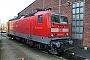 """LEW 20112 - DB Regio """"143 229-3"""" 11.11.2012 - Kiel, BetriebswerkJens Vollertsen"""