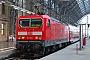 "LEW 20114 - DB Regio ""143 231"" 05.11.2008 - Frankfurt (Main), HauptbahnhofMario Fliege"