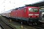 "LEW 20115 - DB Regio ""143 232-7"" 06.10.2005 - Stralsund, HauptbahnhofAndreas Görs"