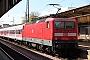 "LEW 20116 - DB Regio ""143 233"" 16.04.2014 - Trier, HauptbahnhofLeo Stoffel"