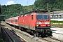 """LEW 20117 - DB Regio """"143 234-3"""" 08.07.2007 - WerdohlMarcus Meyer"""
