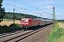 """LEW 20121 - DB Regio """"143 238"""" 22.08.2012 - EichenzellMario Fliege"""