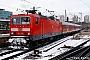 "LEW 20122 - DB Regio ""143 239"" 13.02.2009 - Stuttgart, HauptbahnhofDieter Römhild"