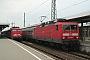 "LEW 20123 - DB Regio ""143 240-0"" 20.08.2003 - Nürnberg, HauptbahnhofPeter Wolf"