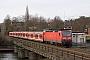 """LEW 20124 - DB Regio """"143 241-8"""" 03.02.2008 - Wetter (Ruhr)Ingmar Weidig"""