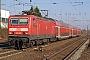 """LEW 20125 - DB Regio """"143 242"""" 11.03.2014 - Groß GerauRobert Steckenreiter"""