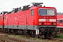 """LEW 20127 - DB Regio """"143 244-2"""" 19.05.2008 - Dresden-Altstadt, BetriebswerkTorsten Frahn"""