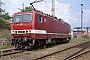 """LEW 20131 - DB AG """"143 248-3"""" 16.08.1997 - Stralsund, BahnbetriebswerkErnst Lauer"""