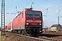 """LEW 20131 - DB Regio """"143 248"""" 12.03.2012 - Darmstadt-KranichsteinRobert Steckenreiter"""