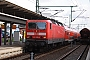 "LEW 20133 - DB Regio ""143 250-9"" 29.08.2008 - Rostock, HauptbahnhofJens Böhmer"