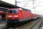 "LEW 20133 - DB Regio ""143 250-9"" 04.03.2008 - Rostock, HauptbahnhofDieter Römhild"