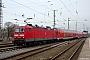 "LEW 20133 - DB Regio ""143 250"" 06.03.2015 - Stralsund, HauptbahnhofAndreas Görs"