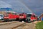 "LEW 20133 - DB Regio ""143 250"" 08.07.2015 - Rostock, Betriebswerk DahlwitzhofMichael Uhren"