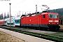 """LEW 20134 - DB Regio """"143 251-7"""" 12.04.2000 - Sassnitz (Rügen)Frank Weimer"""