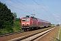 """LEW 20134 - DB Regio """"143 251-7"""" 07.07.2005 - MartensdorfPeter Wegner"""