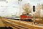 """LEW 20136 - DR """"143 253-3"""" 19.03.1993 - Halle (Saale)-DieskauManfred Uy"""